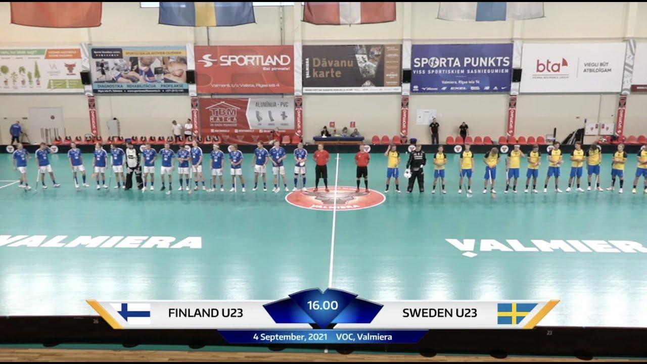Download 🎥 Men's 4NT: Finland U23 - Sweden U23 (4.09.2021)
