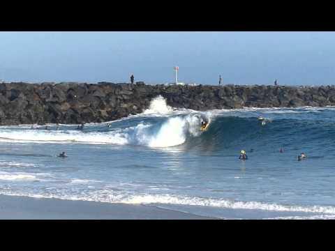 Newport Beach, CA, Wedge Surf 3ft - 6ft, 4/20/2014 - Part 7