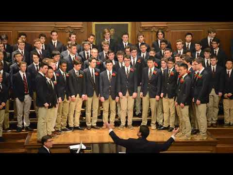 2018 RL Glee Club - Lift Every Voice and Sing