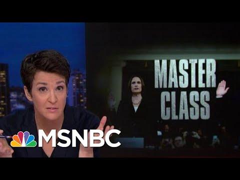 Russian Propaganda Seen Fusing With Republican Ukraine Narrative | Rachel Maddow | MSNBC