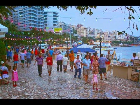Tourism in Albania  HD-Saranda&Divjaka e Lushnjes