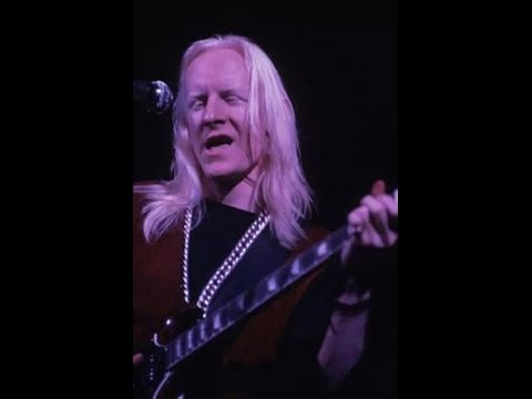 Complete Audio And Video Recordings Of Johnny Winter At Woodstock 1969