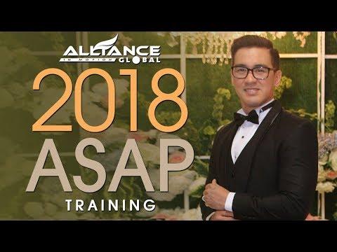 New 2018 ASAP Training by Sir Jurgen Gonzales (AIM Global)