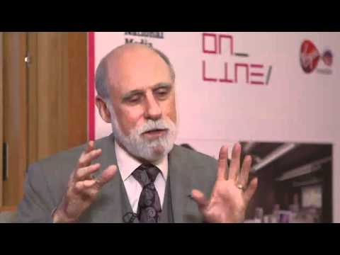 Vint Cerf on the Life Online Exhibition in London | WIRED