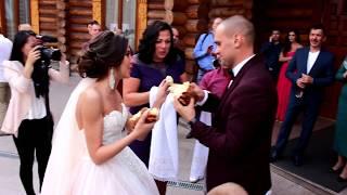 """Свадьба в сентябре """"Лесная Заимка"""""""