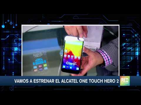 Vamos a Estrenar Alcatel One Touch Hero 2