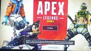 Unable To Connect To EA Servers fix (Apex Legends ps4)