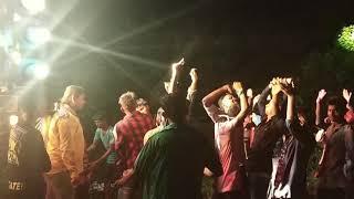 Music master fast time english song playing at kamakhyanagar ganesh puja bhasani dt-22.09.2018