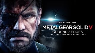 Metal Gear Solid V Ground Zeroes (PC) DIGITAL