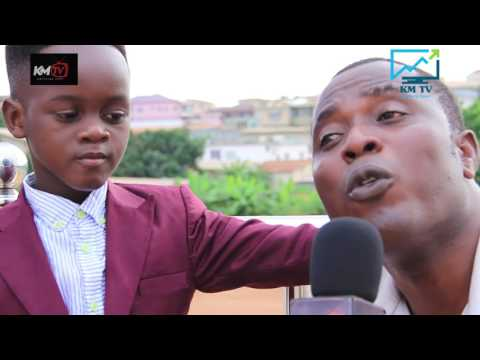 Exclusive with 8 year Boy Kwame Citizen
