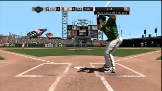 MLB 2K11 Gameplay: A