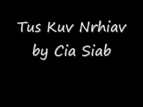 Tus Kuv Nrhiav