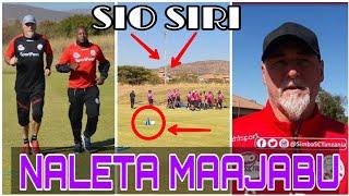Mbeligiji wa Simba Sio Mchezo + Patrick Aussems Awabadilisha Wachezaji Simba + Mabadililo Simba Sc