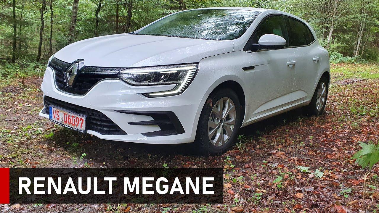 Was hat sich getan? - 2021 Renault Megane Phase2 - Review, Fahrbericht, Test
