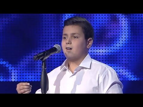 محمد العمرو اشوفك وين يا مهاجر - ذا فويس كيدز / The Voice Kids - Mohammed Al-Amr