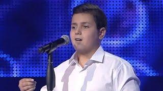 محمد العمرو– أشوفك وين يا مهاجر - مرحلة الصوت وبس– MBCTheVoiceKids