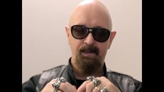 "Rob Halford releases statement about Glenn Tipton - Ozzy ""would like to make new solo album""!"