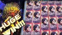 Big Wins!!! Bonuses on Game of Thrones Slot Machine