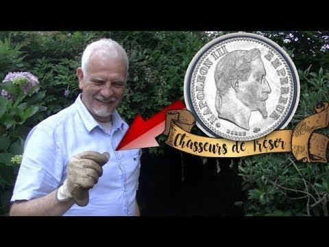 Un tr sor dans votre jardin 9 la maison des monnaies - Comment trouver un tresor dans son jardin ...