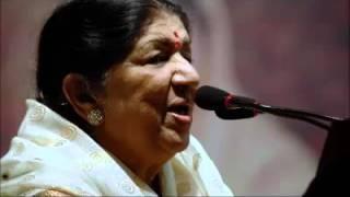 Jan Gan Man Adhinayak Jay He Lata Mangeshkar