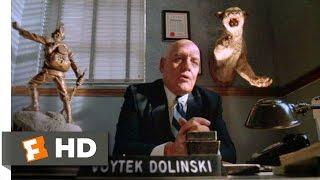 Three O'Clock High (5/10) Movie CLIP - Assistant Principal Dolinski (1987) HD