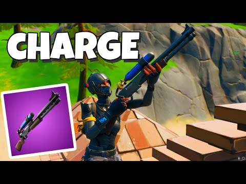 2 New Maps With Charge Shotgun Every Round! (Maps In Desc)