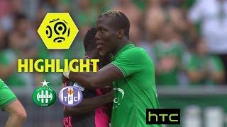Video Gol Pertandingan AS Saint-étienne vs Toulouse FC