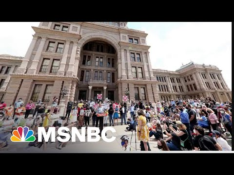 How Texas Democrats Thwarted Voter Restrictions With A Walkout
