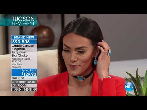 HSN   Chaco Canyon Southwest Jewelry 02.13.2018 - 05 PM