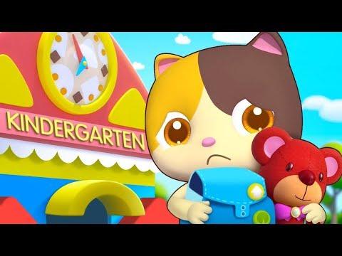 First Day of Kindergarten  The Lunch Song  Nursery Rhymes  Kids Songs  Kids Cartoon  BabyBus