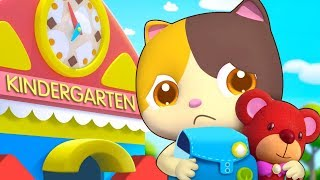 First Day of Kindergarten | The Lunch Song | Nursery Rhymes | Kids Songs | Kids Cartoon | BabyBus