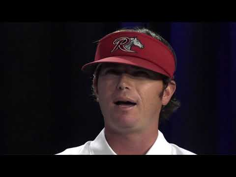 Secrets of College Planning with Jason Barry, Head Men's Golf Coach at Rider University