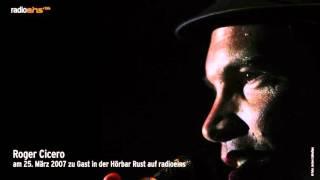 Jazz-Sänger Roger Cicero gestorben