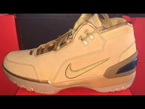 "2018 NIKE AIR ZOOM GENERATION ""WHEAT"""