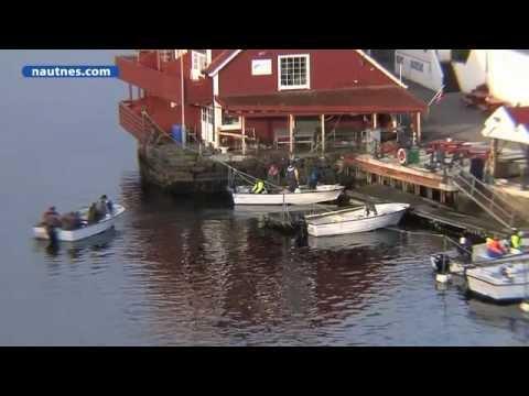 Deep sea fishing in norway Meeresangeln in Norwegen