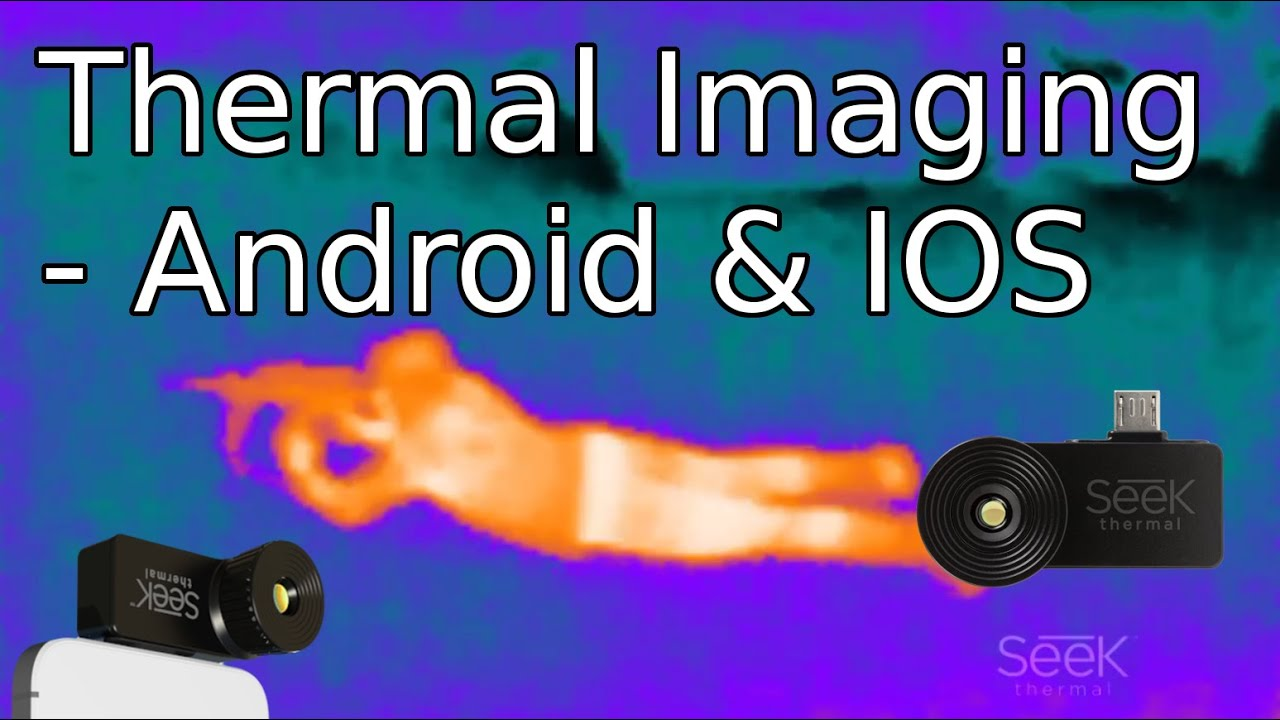 Top 7 Thermal Imagers For Android of 2019 | Video Review