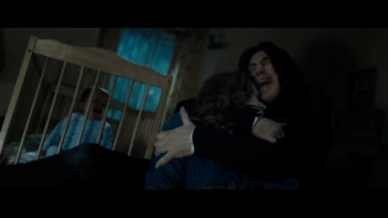 Harry Potter And The Deathly Hallows Part 2 Snapes Memories Part