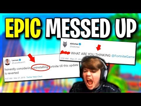 Fortnite Just Messed Up... Bigtime thumbnail