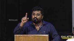 AAA Producer Ku STR Pathil Sollala , Atha Ketka TR ku Thuppu Illa | Gnanavelraja