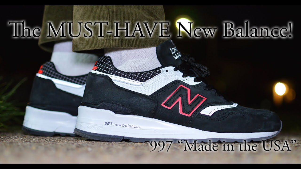 new balance 997 made in usa review