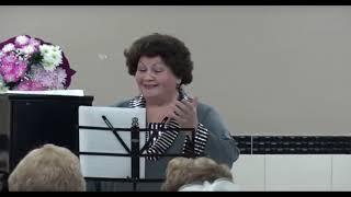 "Светлана Литовко. ""Дикая роза"" (Heidenroslein, И. Гёте, Ф. Шуберт). Хор Гармония. Choir Garmonia."