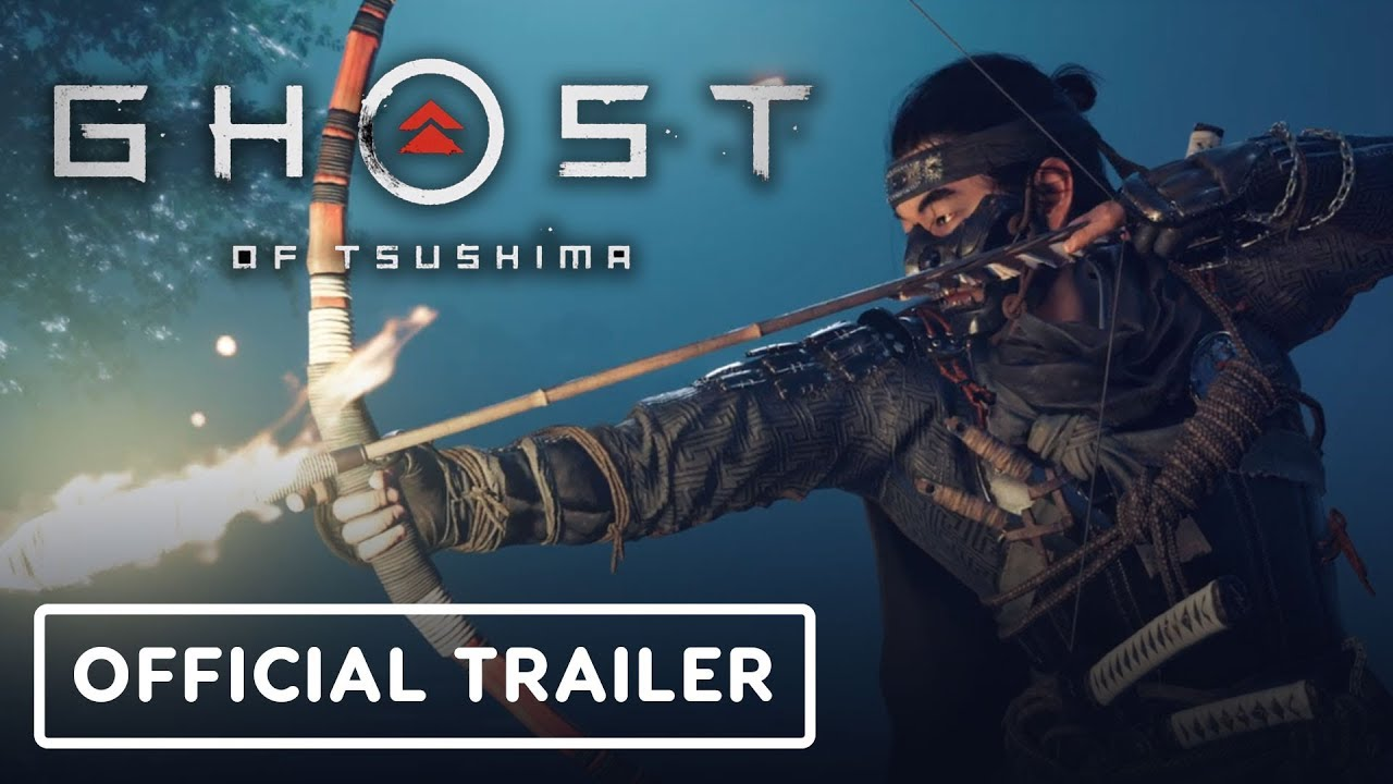Ghost of Tsushima - Official Trailer | The Game Awards