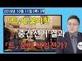 3부 미국 중간선거 결과 예측과 트럼프 대북 강경선회, 곤란해질 「문」   [세밀한 안보] (2018.10.11)