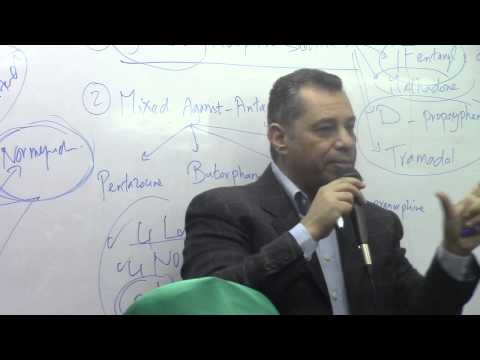 54. Dr. Ahmed Abdelrahman [Semi Synthetic Morphine Derivative  Till Intro to NSAID]