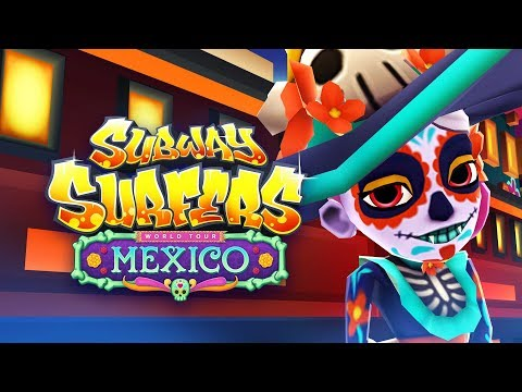 Subway Surfers World Tour 2019 – Mexico – Official Trailer