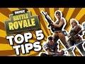5 Tips Om FORTNITE BATTLE ROYALE Te Overleven!