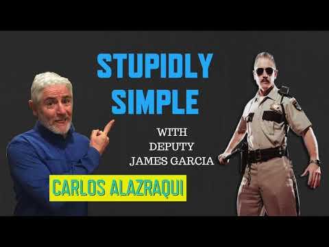 Carlos Alazraqui: Stupidly Simple - Reno911: Deputy Garcia