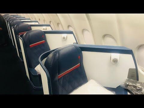 Flight Report GRU-ATL Delta Business Class - DeltaOne Airbus A330-300 (Sao Paulo to Atlanta)