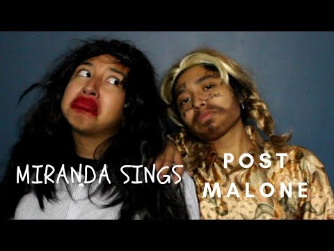Zack and Codeine [Colleen] by Post Malone ft. Miranda Sings (cover)
