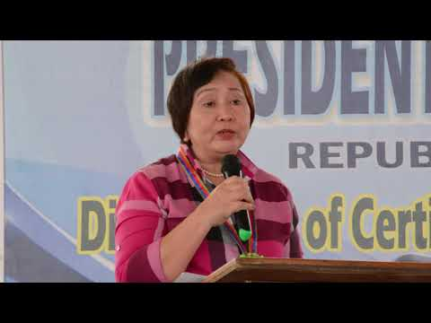 DAR distributes lands to 434 farmers in Quezon